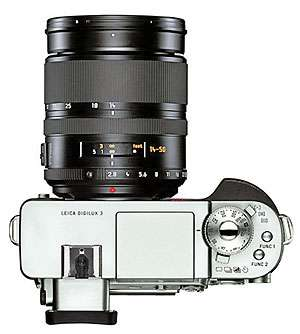 Leica Digilux 3 top