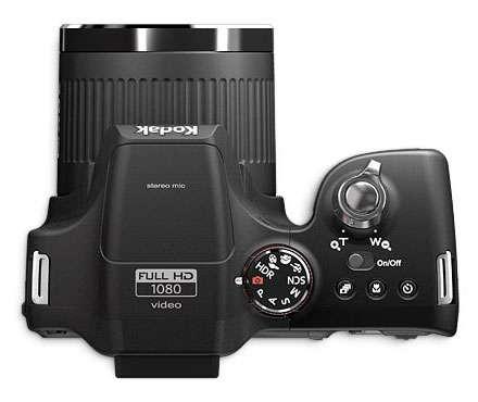 Kodak EasyShare Z990 MAX