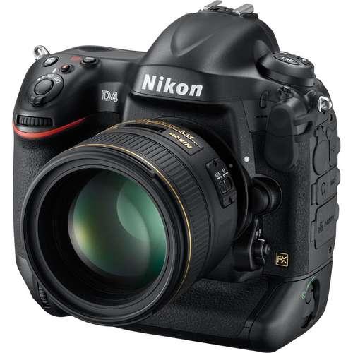 Nueva Nikon D4