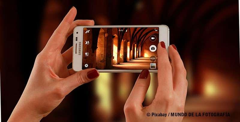 fotos con celulares samsung